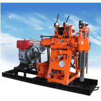 Buy cheap 0-200M Drilling Rig and Borehole Drilling Machine from wholesalers