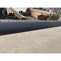 China ASTM A335 / ASME SA335 P22 Alloy Steel Seamless Tubes 10 SCH120 SCH140 For Boiler on sale