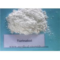 Buy cheap Purity 99% 4-Chlorodehydromethyltestosterone Oral Turinabol 2446-23-3 Muscle Growth from wholesalers