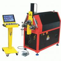 Wholesale CNC Exhaust Pipe Bender Machine High Accuracy Roll Hydraulic Bending Machine from china suppliers