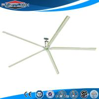 Buy cheap Big Size 7.3 Meters Diameter Air Cooling Fan Industrial HVLS Fan from wholesalers
