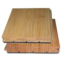Buy cheap Sound Proof Bamboo Flooring from wholesalers
