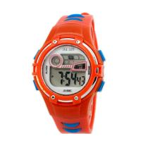 Wholesale Childrens Fashion Orange Kids Digital Watches Athletic Watches from china suppliers