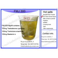 Wholesale Oil Based Injection Gear FMJ 300 Semi Finished Liquid For Bodybuilding from china suppliers