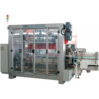 Wholesale Carbonated / Pure Water Bottle Packing Machine With Carton Box 20 cases/min from china suppliers