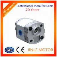 Wholesale High Mechanism Hydraulic Gear Pump Low Noise , Max Speed 3000 - 4000rpm from china suppliers