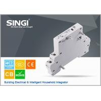 Wholesale Dz47 series auxiliary contact mcb Miniature Circuit Breakers 3amp IEC60898 from china suppliers