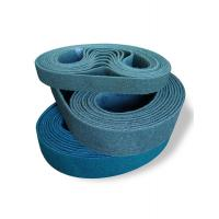 Wholesale Long 4x21 2x42  Zirconia Sanding Belts 120 # Red Blue  Brown Color Available from china suppliers