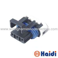 Buy cheap Automotive Electrical Wiring Harness Connectors Car Socket  3 Pin 12110293 from wholesalers