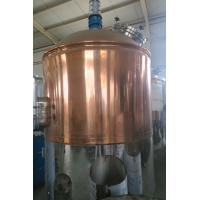 Wholesale 2000L beer brewing equipment larger beer brewery from china suppliers
