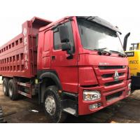 Wholesale used dump truck sales HOWO brand dump truck with crane dump truck radiator for sale from china suppliers