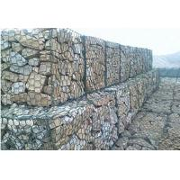 Wholesale Welded Gabion Baskets Hexagonal Wire Netting bank stabilization PVC PE Coated from china suppliers