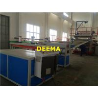 Quality Stone Plastic Sheet Extruder Machine Passed CE ISO SGS TUV Certification for sale