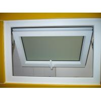 Wholesale Powder Coating White PVC Window And Door For Commercial Building from china suppliers