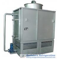 Wholesale Portable Walk In Cooler Condensing Unit , Copeland Cold Room Cooling Unit from china suppliers