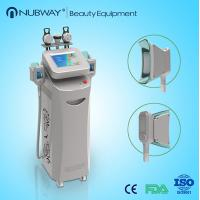 Wholesale cryolipolysis slimming machine 4 handles cryolipolysis coolplus from china suppliers