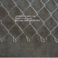 Wholesale (50*50MM 100*100MM) Chain Link Fence ISO9001:2000 from china suppliers