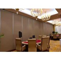 Wholesale Sliding Glass Partitions Aluminium Sliding Partition Walls For Church Buildings from china suppliers