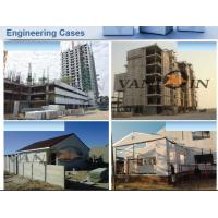 Wholesale Lightweight Quick heat insulation sandwich panel Construction Prefab House from china suppliers