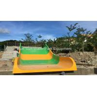 Quality Malaysia 3000 m2 Aqua Park Design With  Water Playground for sale