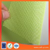 Wholesale Textilene Vinyl Mesh fabric 1X1 weave 20 X 18 or 16*14 mesh fabric PVC from china suppliers