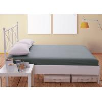 Wholesale Polyester Full Size Mattress Cover Flame Resistant For Bed Wetting from china suppliers