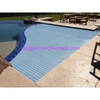 Wholesale SGS Inground Automatic Pool Control System Polycarbonate Covers With 4 Colors from china suppliers