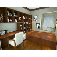 Wholesale Bedroom Wood Grain Hinged Doors Wardrobe Closet Furniture With MDF Board Carcase from china suppliers
