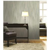 Wholesale Irregularity Vertical Stripes Stylish Fabric Wallpeper For Household from china suppliers
