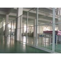 Wholesale Metal barrier / protective wave welded wire mesh netting fence for district and airport from china suppliers