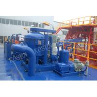 Buy cheap Drilling Mud Vacuum Degasser can solve gas troubles of the drilling fluid effectively from wholesalers