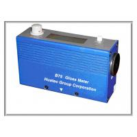 Buy cheap High precision 75 degree angle 0.4Gs / 30min Gloss Meter HGM-BZ75 for paper from wholesalers