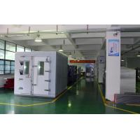 Wholesale BTC System 16.8 Cubic Constant Temperature Environmental Walk-in Chamber from china suppliers