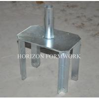 Wholesale Scaffolding Fork head to support timber beam H20 slab formwork from china suppliers