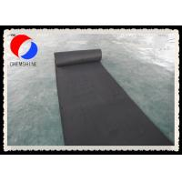 Quality High Thermal Insulation Heat Resistant Felt 3MM Flexible Carbon Felt Rayon Based for sale