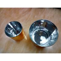 Wholesale High Speed CNC Machining Prototype With Vessel Golden Painted Polishing , High Accuracy from china suppliers