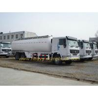 Wholesale SINOTRUK HOWO 6x4 336 Hp Bulk Cement Truck For Tansport Powder 20m3 from china suppliers