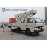 Wholesale 23M Telescopic Booms JMC High Altitude Operation Truck High Performance from china suppliers
