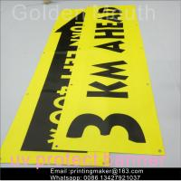 Wholesale Uv Printing Outdoor Polyester Vinyl Advertising Banners For Business from china suppliers