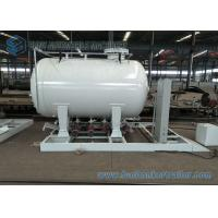 Wholesale Truck LPG SKID Station 15000 Liters Mobile LPG Gas Filling Station from china suppliers
