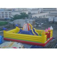 Wholesale Big Slide Altman Theme Inflatable Amusement Park For Kids Baby from china suppliers