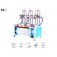 Wholesale Transparent Cylinder Edge Beading Machine For PVC Tube Edge Curling 3 Curl Heads 8S / PCS from china suppliers