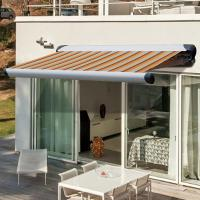 Buy cheap Popular Window awnings outdoor balcony porch awning Sun Shade Aluminium Frame Canopy carport Retractable Awning B05 from wholesalers