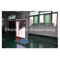 Quality HD 4 mm Commercial LED Ad Player with 6500 nits SMD2525 Kinglight LED for sale