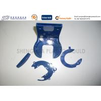 Buy cheap Custom Injection Molded Hard Plastic Brackets and Small Parts from wholesalers