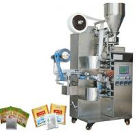 Wholesale quantitative tea bags packing machines with outer envelope from china suppliers