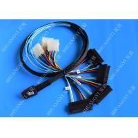 Wholesale 1M Serial Attached SCSI Cable Mini SAS 36-Pin Male To SAS 29-Pin Female Cable from china suppliers