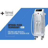 Wholesale ABS Anti-Static OPT For Super Hair Removal Super Skin Rejuvenation Equipment from china suppliers