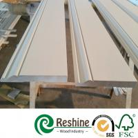 Decorative wood building skirting baseboard architrave primed mouldings