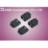 Wholesale 2.54 mm Pitch Wire to Board Connectors One Row Right Angle With Location from china suppliers